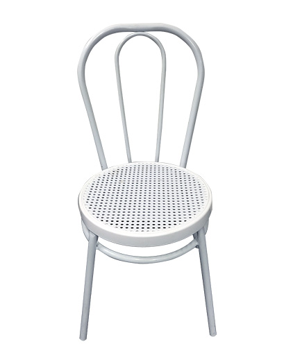 Incroyable White Bentwood Chair
